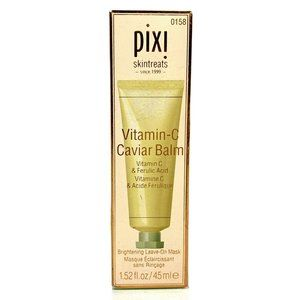 Pixi Skintreats Vitamin-C Caviar Balm Mask 1.52oz